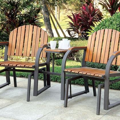 See Details - Perse Rocking Chair Set