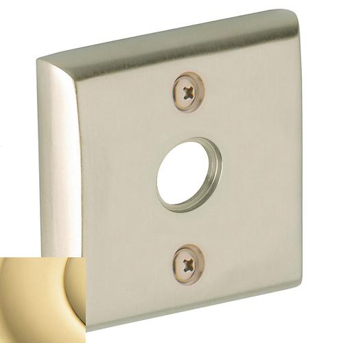 Baldwin - Non-Lacquered Brass 0422 Emergency Release Trim