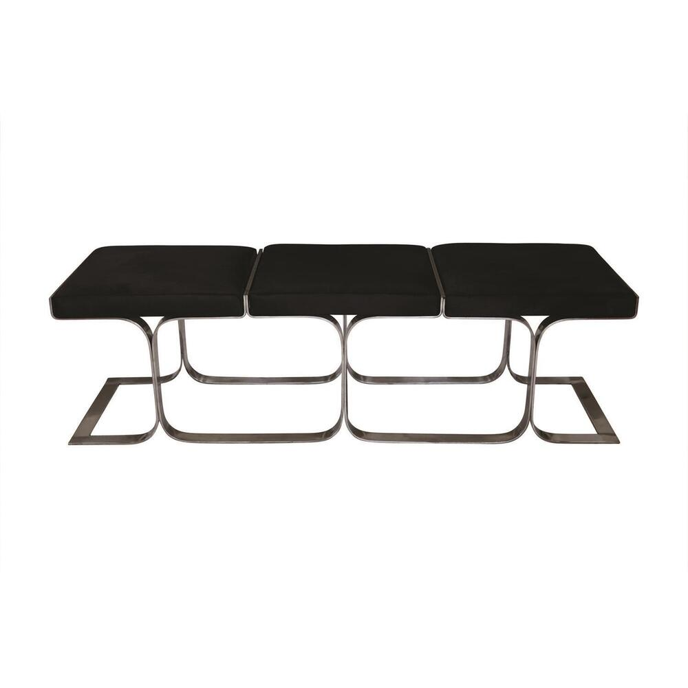 See Details - Airline Bench-Black Angus