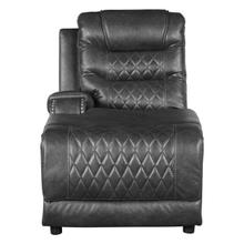 View Product - Power Left Side Reclining Chaise with USB Port