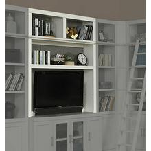View Product - CATALINA 56 in. Bookcase TV Hutch