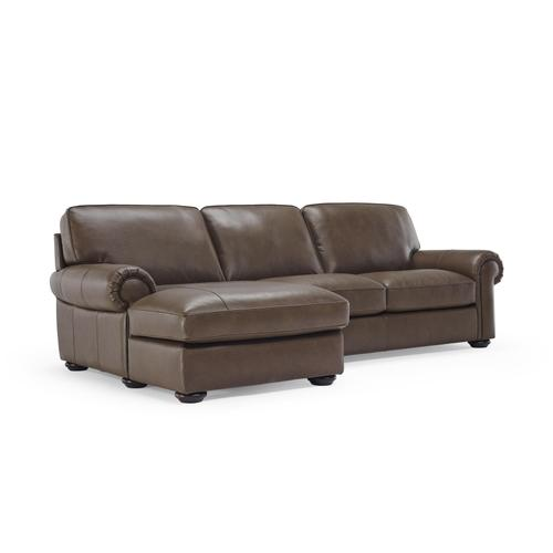 Natuzzi Editions B861 Sectional with Chaise