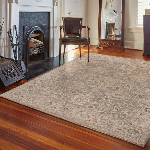 Capel Rugs - Braymore-Keller Silver Ivory - Rectangle - 3' x 5'