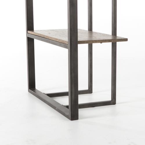Grainger Bookshelf-oak Burnt Veneer