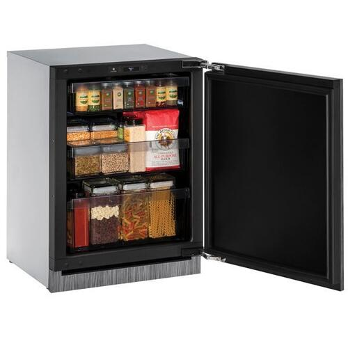 "24"" Refrigerator With Integrated Solid Finish (230 V/50 Hz Volts /50 Hz Hz)"