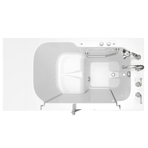 Value Series 32x52-inch Air Massage Walk-in Tub  American Standard - White