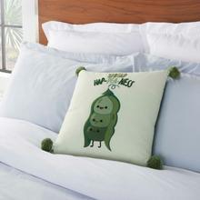 "Plush Cr933 Multicolor 16"" X 16"" Throw Pillow"