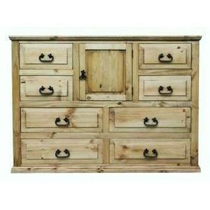 Million Dollar Rustic - Mansion Econo Dresser