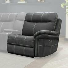 MASON - CHARCOAL Power Right Arm Facing Recliner
