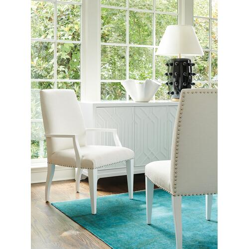 Darien Upholstered Arm Chair