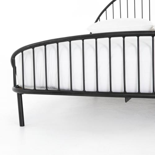 Queen Size Waverly Iron Bed