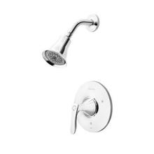 Polished Chrome 1-Handle Shower Only Trim Kit