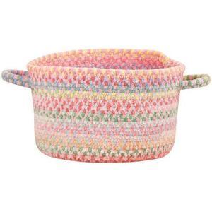 Cutting Garden Tea Rose Braided Rugs