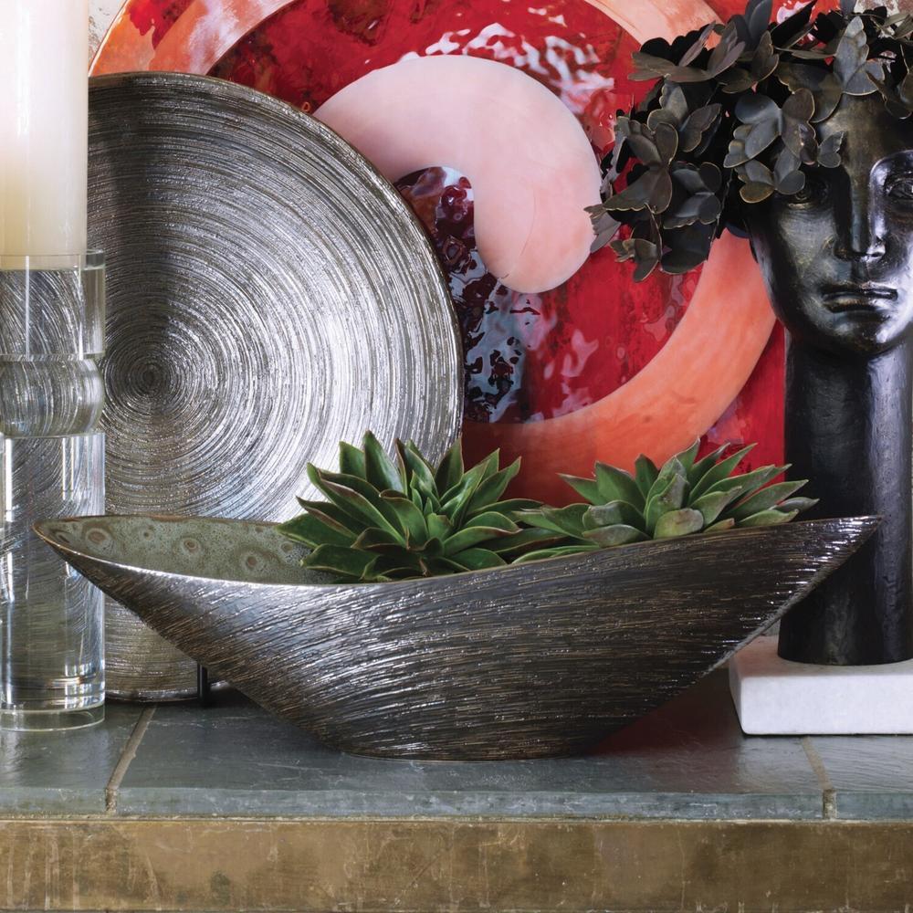 See Details - Sexy Bowl-Spun Bronze