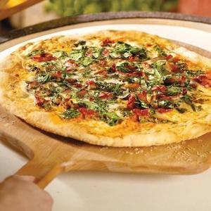 "Big Green Egg - Pizza & Baking Stone 14"""