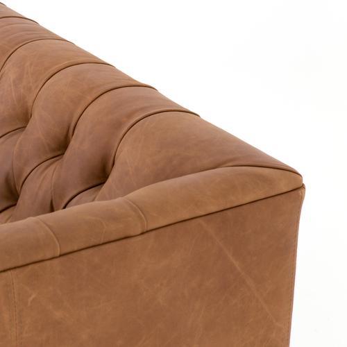 """75"""" Size Williams Leather Sofa"""