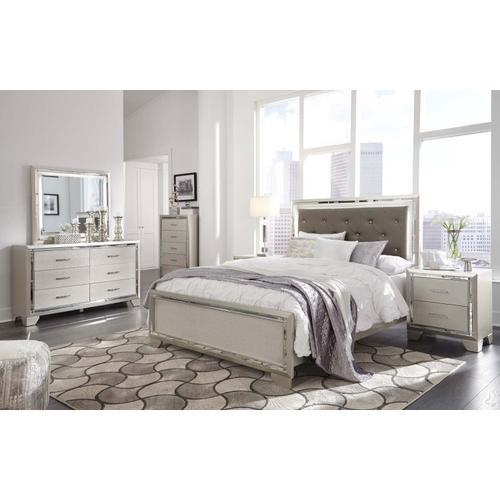 Lonnix Queen Bed