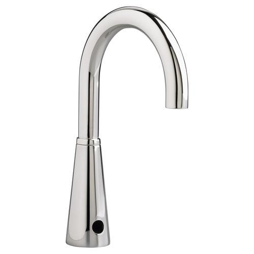 American Standard - Selectronic Gooseneck Proximity Faucet - Base Model - 1.5gpm  American Standard - Polished Chrome