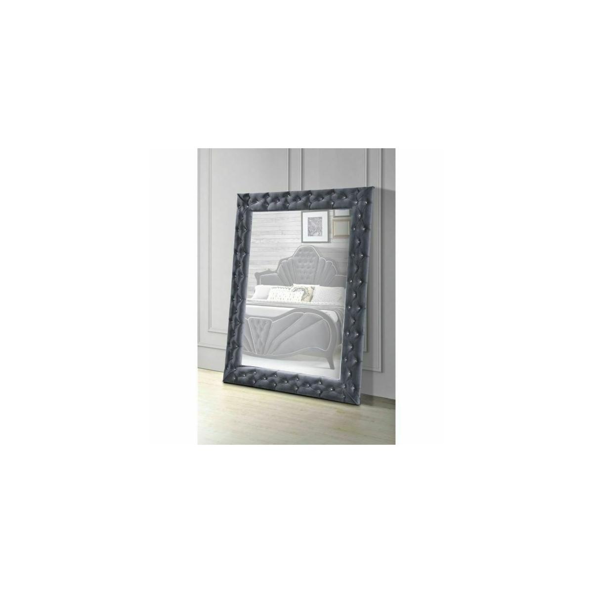 See Details - Dante Accent Floor Mirror