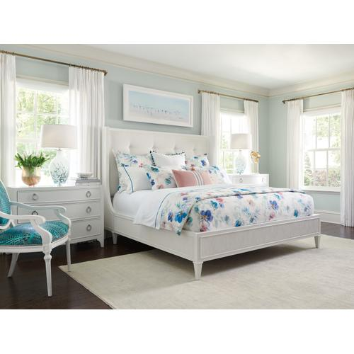 Arlington Platform Bed Queen