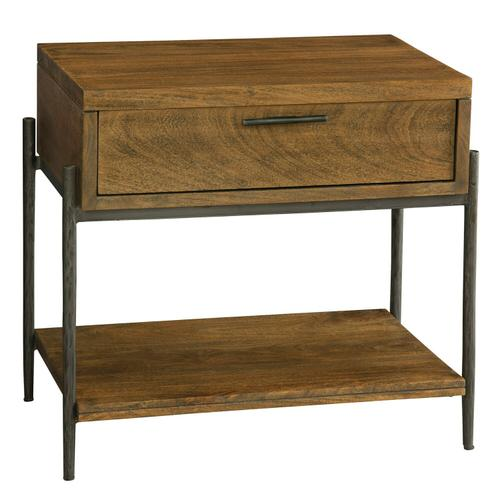 2-3764 Bedford Park Single Drawer Night Stand