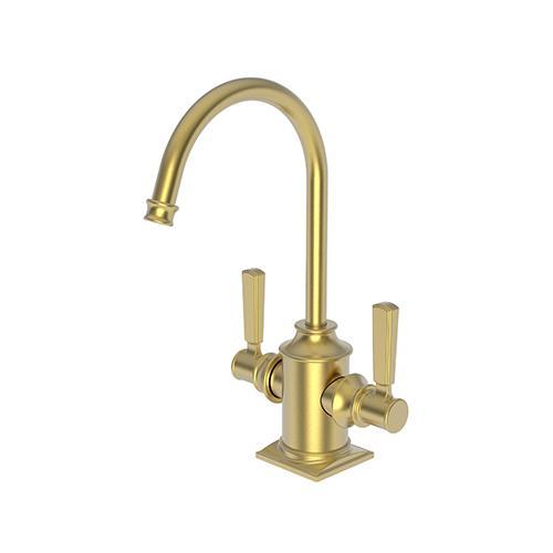 Newport Brass - Satin Gold - PVD Hot & Cold Water Dispenser