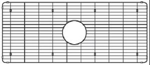 Stainless Steel Sink Grid - 234691 Product Image