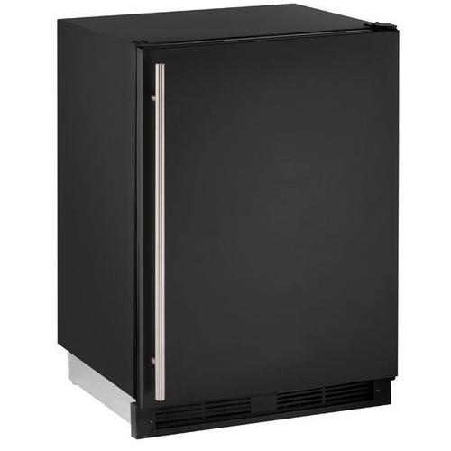 "Co1224f 24"" Refrigerator/ice Maker With Black Solid Finish, No (115 V/60 Hz Volts /60 Hz Hz)"