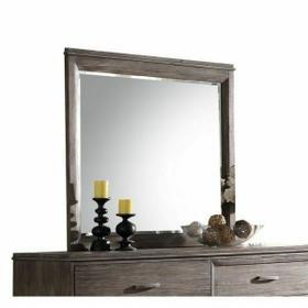 ACME Bayonne Mirror - 23894 - Burnt Oak