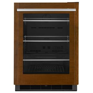 "JennAirPanel-Ready 24"" Under Counter Refrigerator Panel Ready"