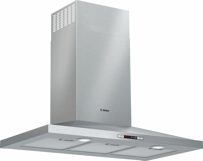 Bosch300 Series Wall Hood 36'' Stainless Steel Hcp36e52uc