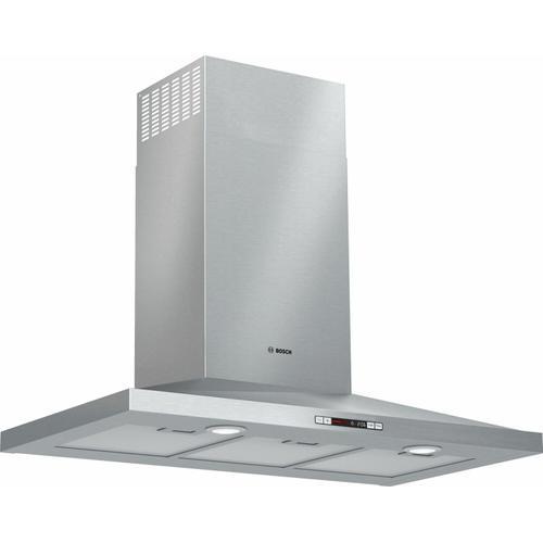 Bosch - 300 Series Wall Hood 36'' Stainless Steel HCP36E52UC