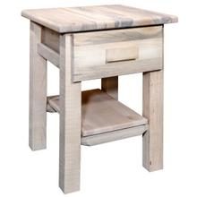 See Details - Homestead Collection Nightstand with Drawer