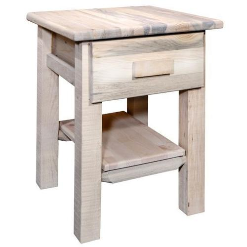 Homestead Collection Nightstand with Drawer