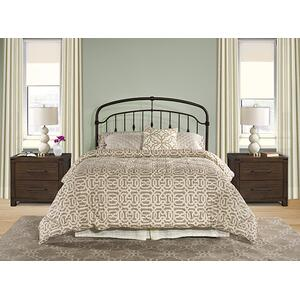 Pearson King Headboard Only, Oiled Bronze