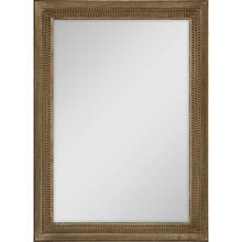 Gold Finish Mirror