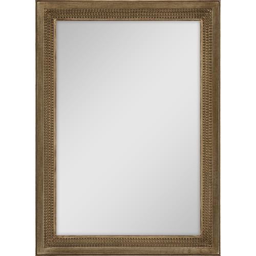 Gold Finish Mirror