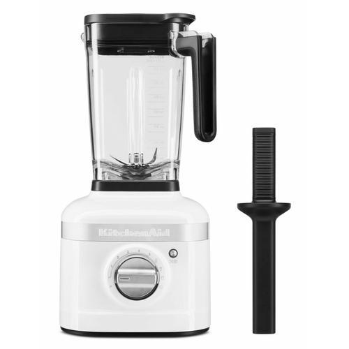KitchenAid - K400 Variable Speed Blender with Tamper - White