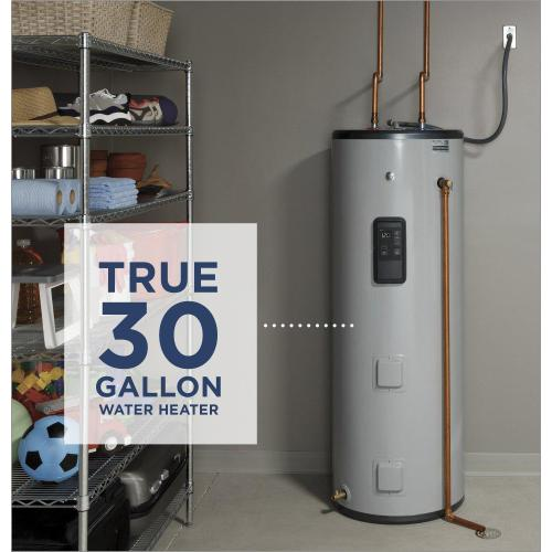 GE Appliances - GE® 30 Gallon Tall Electric Water Heater
