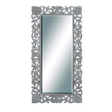 "WD CARVED MIRROR 36""W, 72""H"