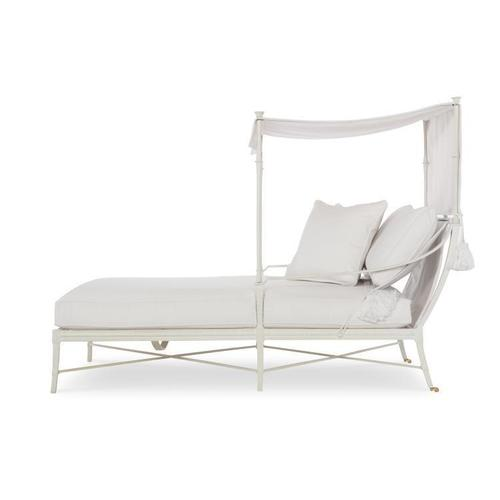 Double Chaise Canopy