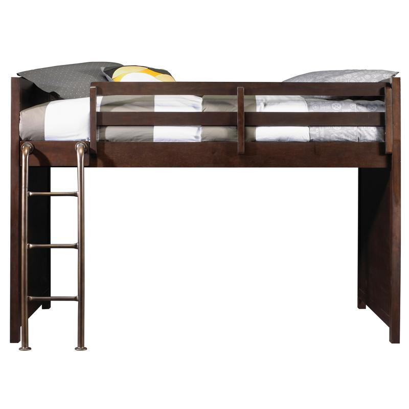 Clubhouse Mid Loft Bed Ends Twin