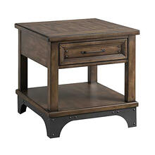 See Details - Whiskey River End Table
