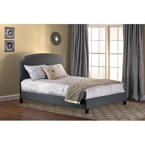 Hillsdale Furniture - Lani Bed Kit - Twin - Dark Gray