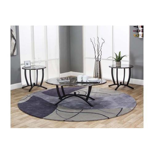 Cramco Furniture - Electra Occasional Tbls 3pk