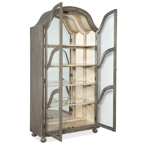 Hooker Furniture - Alfresco Costa Display Cabinet