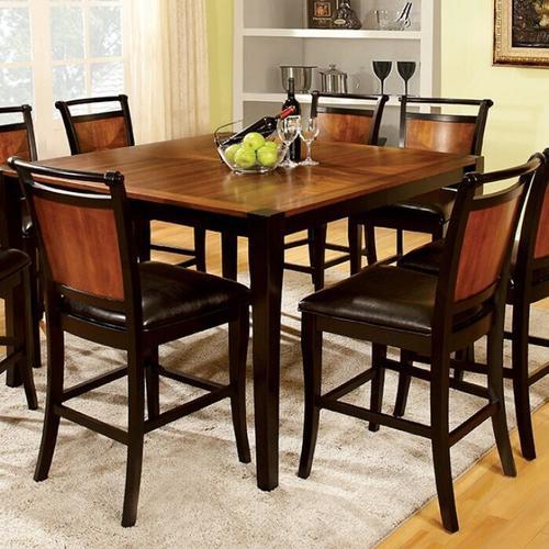 Furniture of America - Salida Square Counter Ht. Table