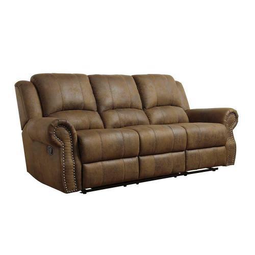 Sir Rawlinson Brown Reclining Sofa