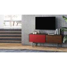 See Details - Margo 5229 Cabinet in Toasted Walnut Cayenne