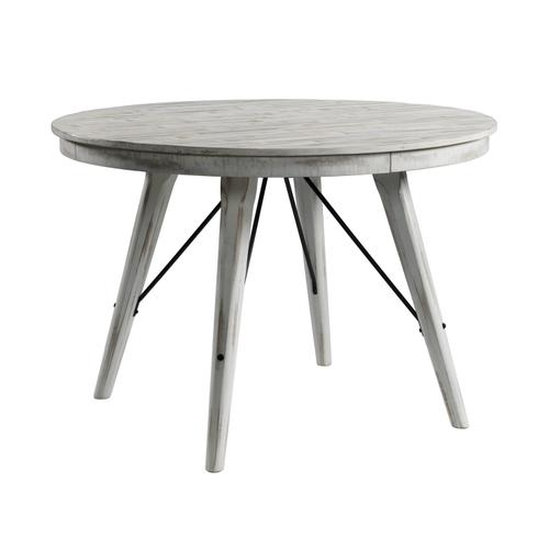 Product Image - Modern Rustic Round Counter Table